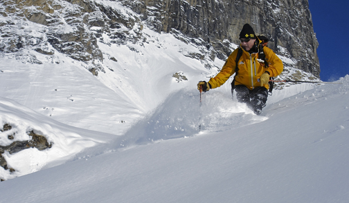 Alpine Experience - Ecole de ski à Val d'Isère