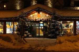 Jean Sports - Vente de skis à Val d'Isère